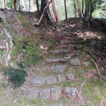 escalier temple des mousses