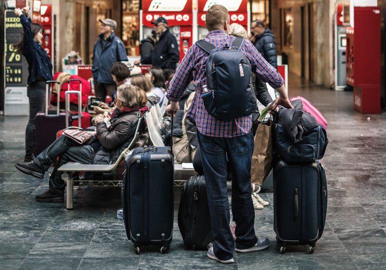Voyage sans valise, la liberté.